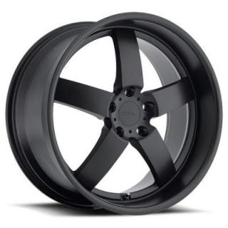 TSW WHEELS - OCT. SALE!  ROCKINGHAM MATTE BLACK RIM