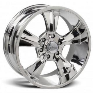 BOOSTER 6 CHROME by ROCKET RACING WHEELS