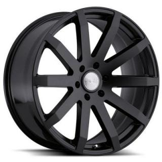 TRAVERSE MATTE BLACK RIM from BLACK RHINO WHEELS