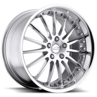 WHITLEY CHROME RIM by COVENTRY WHEELS