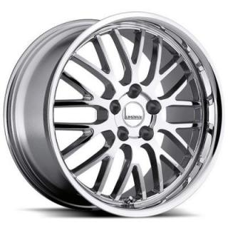 KYA CHROME RIM by LUMARAI WHEELS
