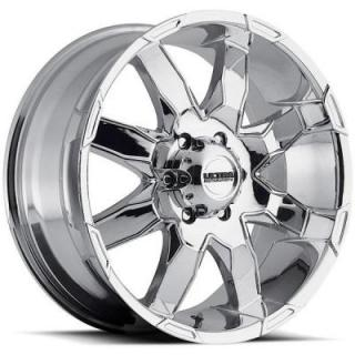 ULTRA WHEELS  PHANTOM 225 CHROME RIM