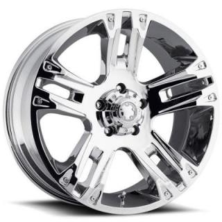 ULTRA WHEELS  MAVERICK 234/235 CHROME RIM