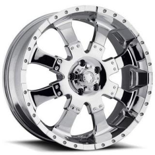 ULTRA WHEELS  GOLIATH 223/224 CHROME RIM