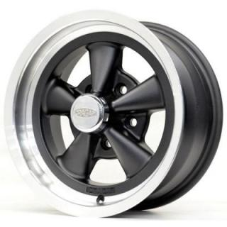 CRAGAR 610B S/S SUPER SPORT RWD BLACK RIM PPT from SPECIAL BUY WHEELS