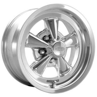 SPECIAL BUY WHEELS  CRAGAR 610B S/S SUPER SPORT RWD POLISHED WHEEL