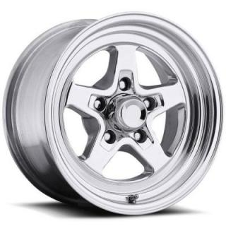 ULTRA WHEELS  MUSCLE COMET 571 RWD POLISHED RIM
