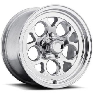 ULTRA WHEELS  MUSCLE TORCH 561 RWD POLISHED RIM
