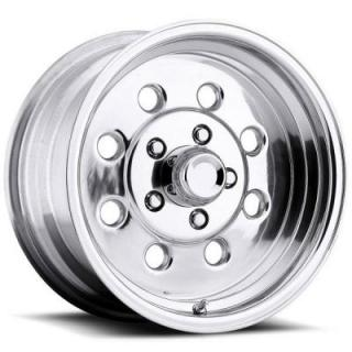 ULTRA WHEELS  MUSCLE NITRO 531 POLISHED RIM