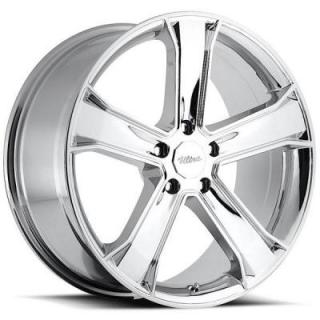 ULTRA WHEELS  MUSCLE KNIGHT 423 CHROME RIM