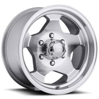 TYPE 50/51 MACHINED RIM with CLEAR COAT from ULTRA WHEELS - SEPT. SALE!
