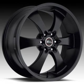 RACELINE WHEELS  138 MAXIM 6 BLACK