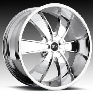 RACELINE WHEELS  151C CARTEL CHROME RIM