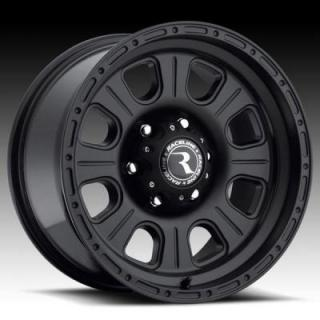 RACELINE WHEELS  893 MONSTER BLACK RIM