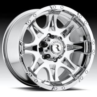 RACELINE WHEELS  983 RAPTOR CHROME RIM