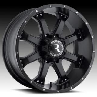 RACELINE WHEELS  991B ASSAULT BLACK RIM