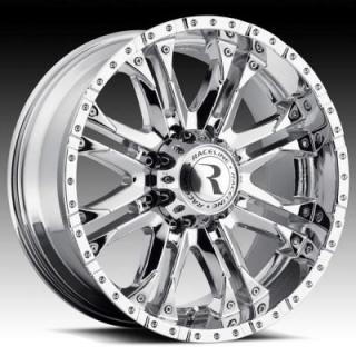 RACELINE WHEELS  996C OCTANE CHROME RIM