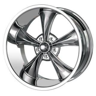 SPECIAL BUY WHEELS  RIDLER - STYLE 695 CHROME PPT