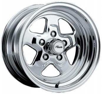 521P DRAGSTER POLISHED RIM from PACER WHEELS
