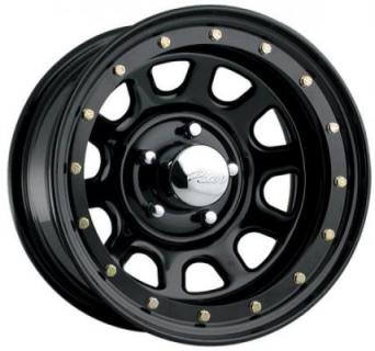 252B STREET LOCK BLACK RIM from PACER WHEELS