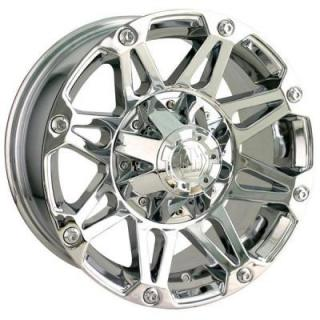 MAYHEM WHEELS  RIOT CHROME RIM