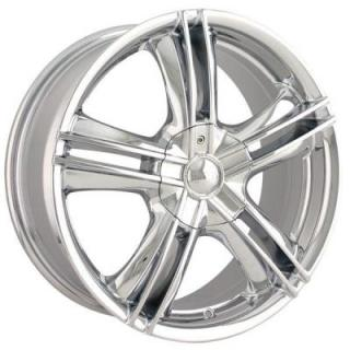 TYPE 161 CHROME RIM by ION ALLOY WHEELS