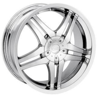 DIP WHEELS  DAGGER CHROME WHEEL