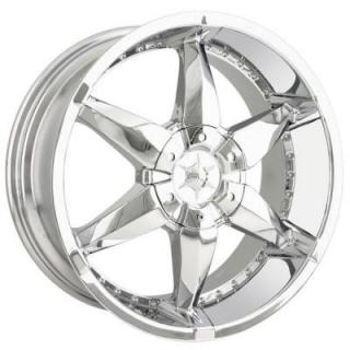 DIP WHEELS  FLYER CHROME WHEEL