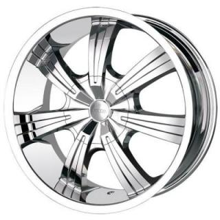 DIP WHEELS  GUNNER CHROME WHEEL