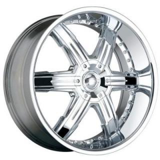 DIP WHEELS  HEAT CHROME WHEEL