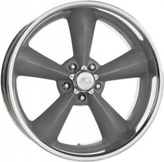 BILLET SPECIALTIES WHEELS  LEGENDS SERIES MAG GRAY FAST TO BUILD