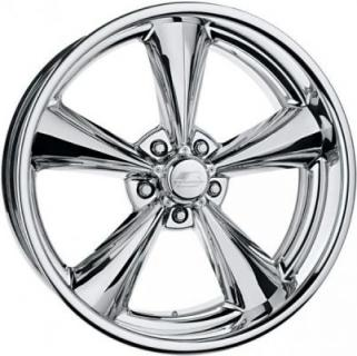 BILLET SPECIALTIES WHEELS  LEGENDS SERIES MAG POLISHED FAST TO BUILD