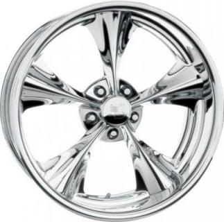 BILLET SPECIALTIES WHEELS  LEGENDS SERIES DAGGER POLISHED FAST TO BUILD
