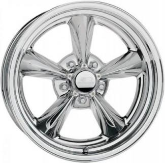 BILLET SPECIALTIES WHEELS  LEGENDS SERIES RIVAL POLISHED FAST TO BUILD