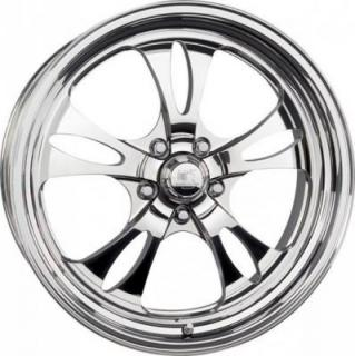 BILLET SPECIALTIES WHEELS  STREET SMART LINE FAST LANE POLISHED FAST TO BUILD