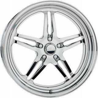 BILLET SPECIALTIES WHEELS  STREET SMART LINE CHALLENGER POLISHED FAST TO BUILD