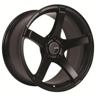 ENKEI WHEELS  KOJIN MATTE BLACK