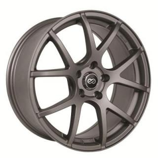 ENKEI WHEELS  M52 MATTE GRAY