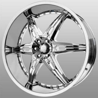 ALLUSION CHROME RIM from VERDE WHEELS
