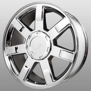 V1158 ESCALADE CHROME  RIM by WHEEL REPLICAS WHEELS