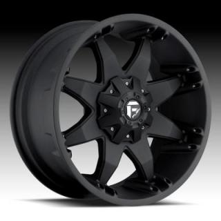 SPECIAL BUY WHEELS  FUEL OFFROAD - OCTANE D509 MATTE BLACK-PPT