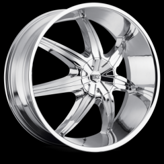 REV WHEELS  RWD 946 CHROME