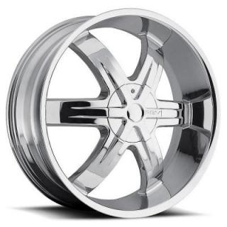 REV WHEELS  RWD 958 CHROME