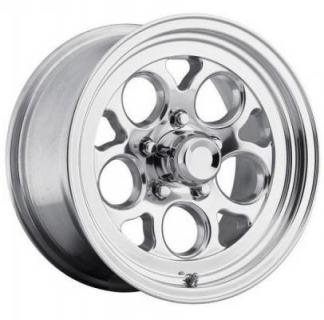 PACER WHEELS  561P TORCH POLISHED RIM