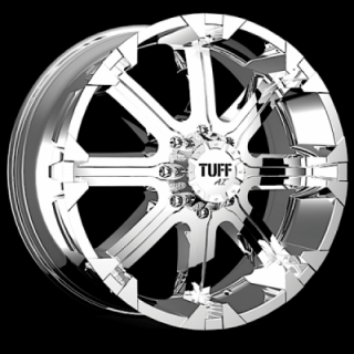T13 CHROME from TUFF A.T. WHEELS