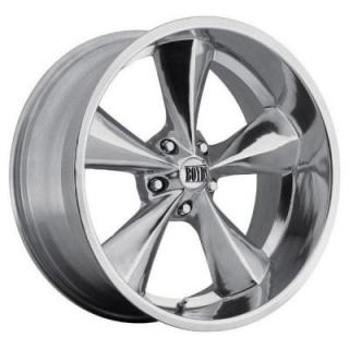 BOYDS WHEELS  JUNKYARD DOG POLISHED