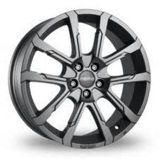 MOMO WHEELS  QUANTUM MATTE ANTHRACITE