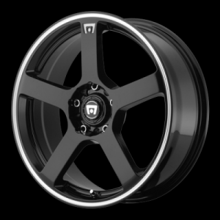 SPECIAL BUY WHEELS  MOTEGI MR116 GLOSS BLACK PPT