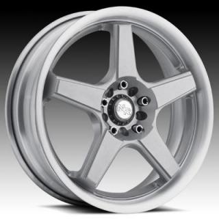 NICHE NR5 M121 SILVER/MACHINED PPT from SPECIAL BUY WHEELS