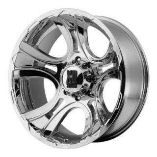 SPECIAL BUY WHEELS  XD SERIES WHEELS XD801 CRANK CHROME PPT